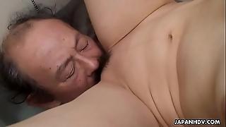 Filthy dirty slut wed getting their way cum-hole eaten apart from a catch gay blade