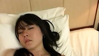 Subtitled saturated curvy masturbating Japanese crude HD