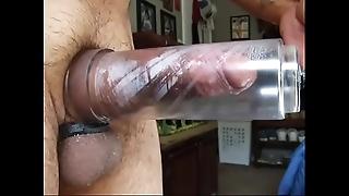 Bigflip Pumping a Blindfold One!