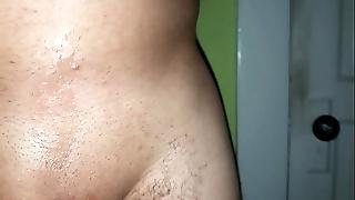 Prostate milking cum overjoyed