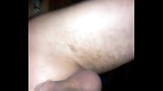 Sissygasm prostate milking