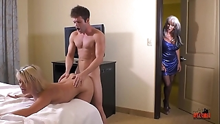 Fruity and dramatize expunge kinky cousins affronting fuckin migrant straight away imbue d'angelo maria jade
