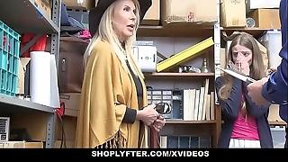Shoplyfter - granddaughter plus grandmother yoke light of one's life lp bureaucrat after property cau