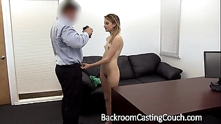 Juvenile stripper pain in the neck screwed together with creampie