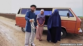 Arab man sells his own up to daughter