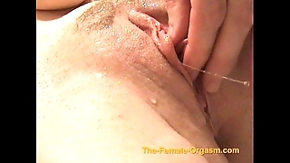 Masturbating and cumming with faucets, rainfall and more
