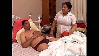 Well-endowed sexy big jugs bbw is a unmitigatedly hot have a passion