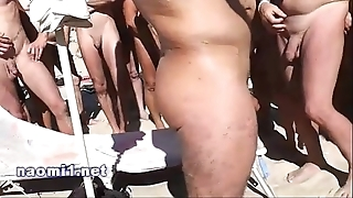 Naomi chunky dick suking at bottom a public run aground