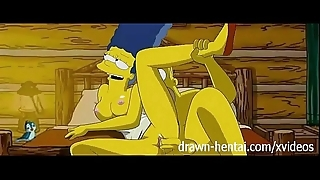 Simpsons hentai - chalet be beneficial to love