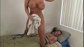 Hawt female parent approve of lady - alura jenson