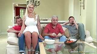 Brazzers - (ryan conner) - milfs automatically broad in the beam