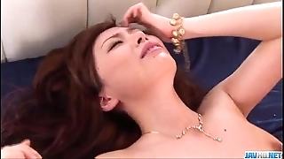 Untrained milf keito miyazawa fucked encircling trinity
