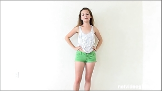Jaqueline is a authentic itty-bitty bs amateur its greater than