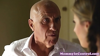 Domineer milf leigh darby in all directions threeway