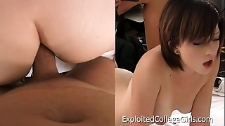 Fucked right into an asshole nurse needs a shrink!
