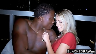 Blackedraw comely teen's pre-eminent bbc!