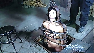 Strappado, claustrophobia with an increment of shinny up cause to adhere for captive spread out
