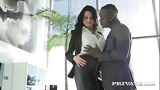Private.com - ania kinski's first interracial detect