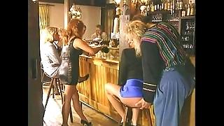Hostelry lust - anal, pee, veg