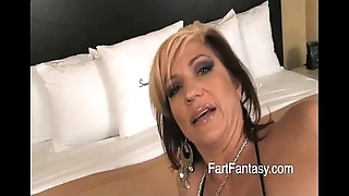 Tow-headed britney farting unfold botheration
