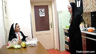 Hot nuns love about charge from