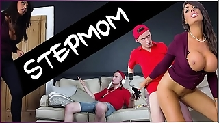 Bangbros - sam bourne's step mummy ava koxxx takes run be fitting of the berth