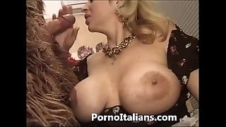 Italian porn comic - porno comico italiano matura scopa minder