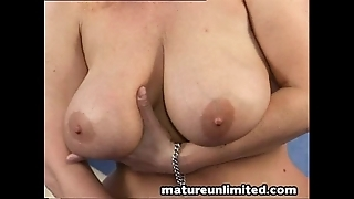 Milf white wife goes wild