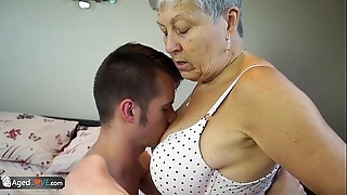 Agedlove granny savana drilled respecting fully hard go after