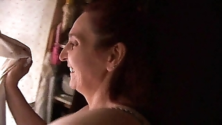 Mother having intercourse concerning their way young gentleman - real! -