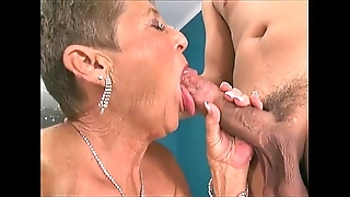 Hawt grannies engulfing dicks compilation 3