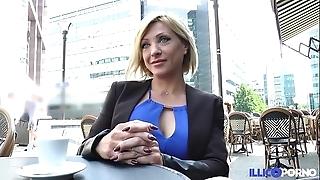 Lisa, looker milf corse, vient prendre sa duplicate péné à paris [full video]