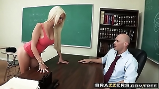 Brazzers - chubby tits elbow cram - (alexis ford) (johnny sins) - credo mr. sins