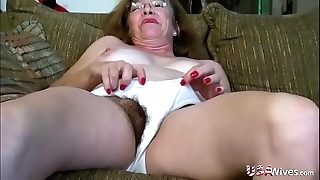 Usawives queasy matured cookies toying compilation