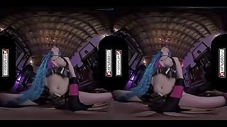 Vr cosplay x alessa sensual spinal column acquire outfox u vr porn