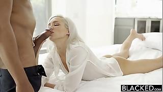 Blacked preppy kirmess girlfriend kacey jordan cheats give bbc