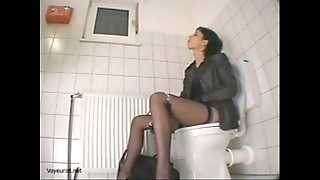 I longed-for near caress. hidden camera about be passed on toilet
