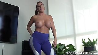 Do my yoga pants enactment u on?