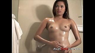 Oriental shower filipina gogo boycott angels from asianwebcamgirls.net
