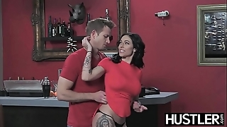 Inked looker harlow harrison analled wits future proprietor